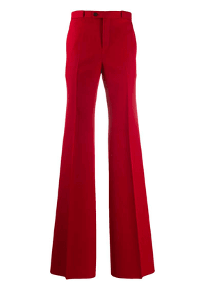 Givenchy flared style trousers