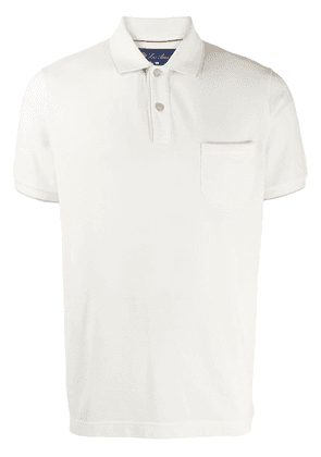 Loro Piana classic polo shirt - White