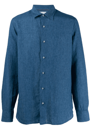 Loro Piana button up shirt - Blue