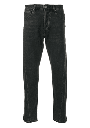Levi's 502 tapered jeans - Black