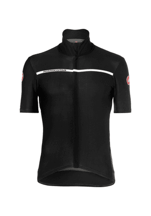 Castelli - Gabba 3 Gore Windstopper Cycling Jersey - Black