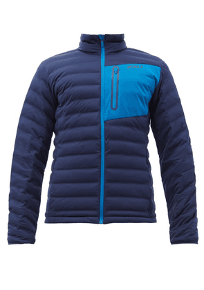 2xu - Pursuit Quilted Performance Jacket - Mens - Navy