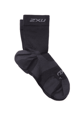2xu - Vectr Compression Socks - Mens - Black