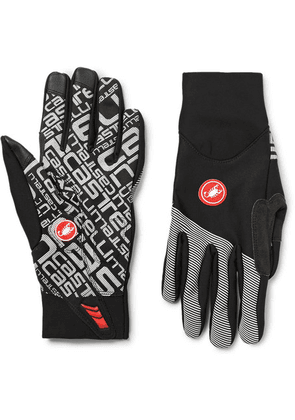 Castelli - Scalda Elite Cycling Gloves - Black