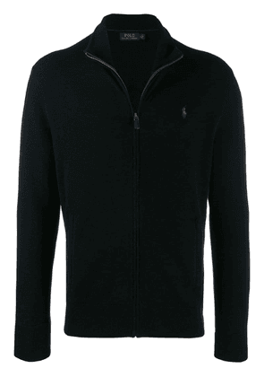 Ralph Lauren zip-up cardigan - Black