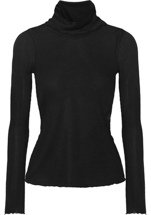 See By Chloé - Ribbed-knit Turtleneck Sweater - Black