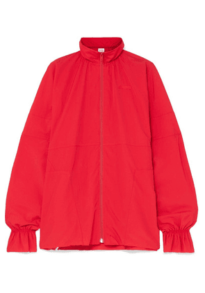 Vetements - Embroidered Shell Jacket - large