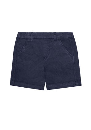 Baby cotton twill shorts