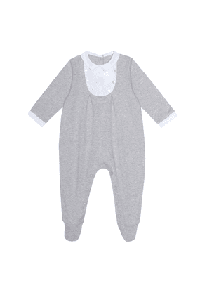 Baby cotton jersey onesie