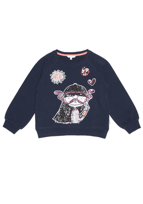 Miss Marc cotton sweatshirt