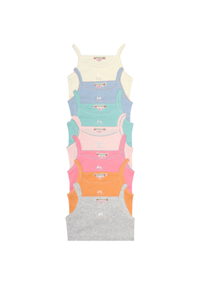 Cotton tank top set