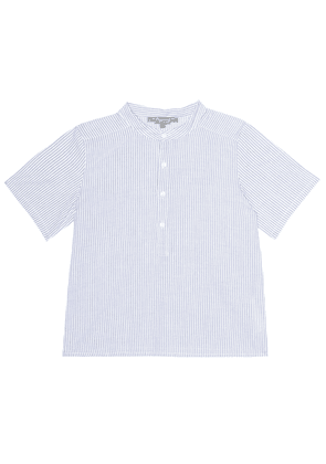 Cesar striped cotton shirt
