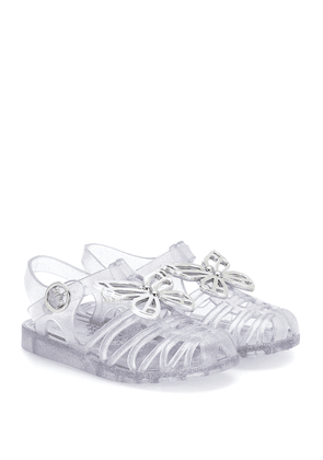 Riva embellished jelly sandals