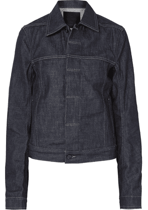 Rick Owens - Denim Jacket - Dark denim
