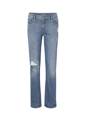 Boys' Hawke Skinny Ripped Straight-Leg Jeans, Toddler Sizes