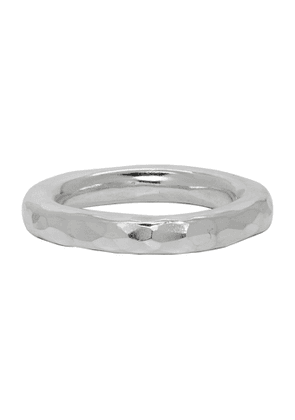 Chin Teo Silver Forged Ring