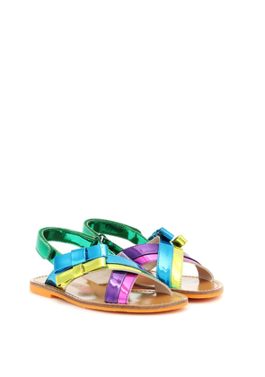 Andie Bow leather sandals