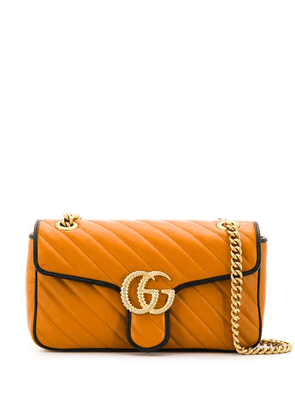 Gucci GG Marmont shoulder bag - Orange