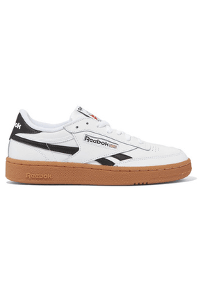 Reebok - Revenge Leather Sneakers - White