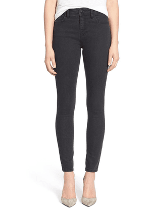 Farrow High Rise Instaslim Skinny Jeans - Charcoal