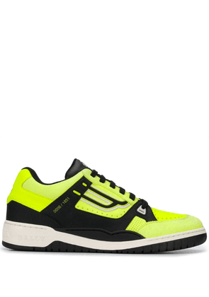 Bally Champion low-top sneakers - Yellow