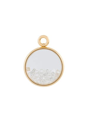 Aurelie Bidermann 'Chivoir' diamond pendant - Metallic