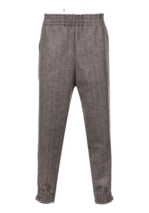 Camiel Fortgens elasticated waist trousers - Brown