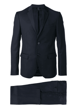 Fendi single-breasted suit - Blue