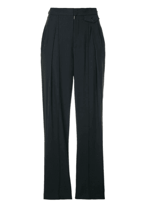 Isabel Marant high-waisted trousers - Blue