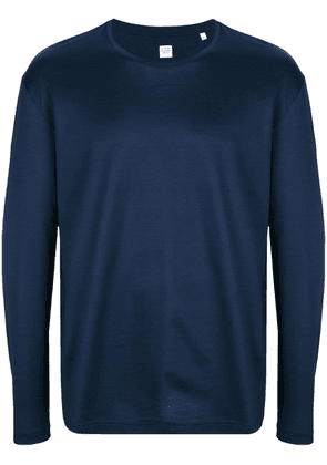 E. Tautz long-sleeved top - Blue