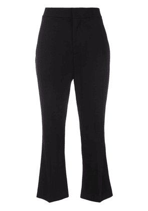 Isabel Marant cropped trousers - Black