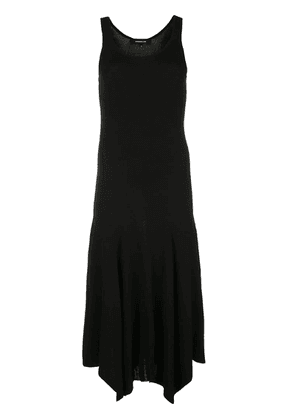 Barbara Bui sleeveless knitted jersey dress - Black