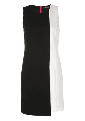 Barbara Bui sleeveless panelled mini dress - Black