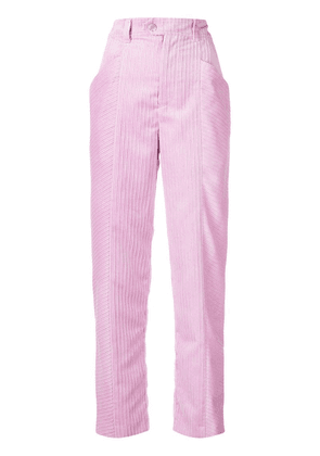 Isabel Marant high waisted chinos - Pink
