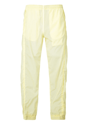 Cottweiler elasticated track pants - Yellow