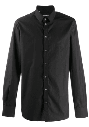Dolce & Gabbana Camicia ml - Black
