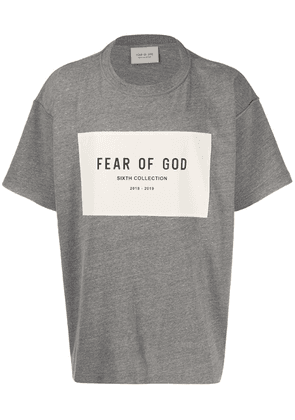 Fear Of God FEAR OF GOD 6F191009TRJ HEATHERGREY