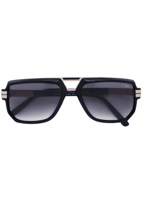 Cazal square frame sunglasses - Black