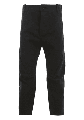 Cedric Jacquemyn cropped tailored trousers - Black