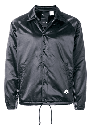 Adidas Originals By Alexander Wang classic coach jacket - Black