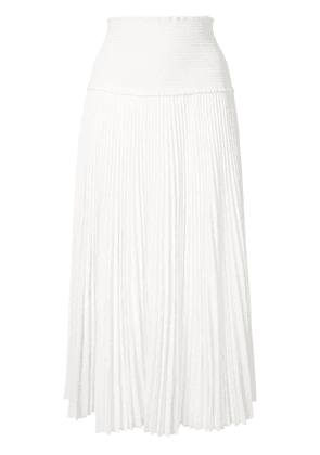 A.L.C. hedrin skirt - White