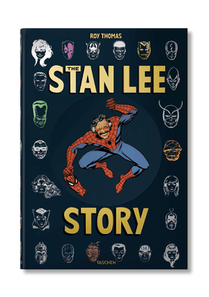 ''The Stan Lee Story' Book'