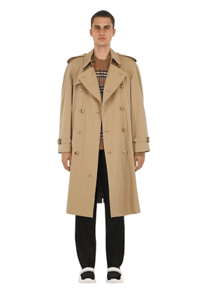 Westminster Cotton Trench Over Coat