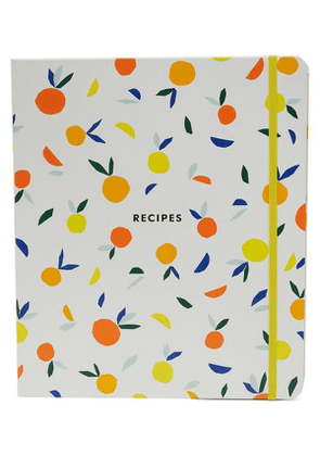 Citrus Twist Recipe Book