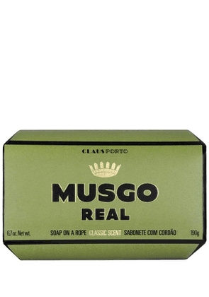 Musgo Real Classic Scent Soap On A Rope 190G