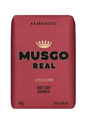 Musgo Real Spiced Citrus Body Soap 160G