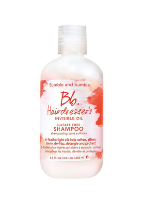 Hairdresser'S Invisible Oil Sulphate Free Shampoo 250Ml