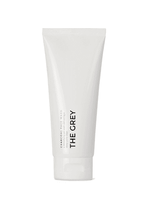 The Grey Men's Skincare - Charcoal Face Wash, 100ml - Colorless