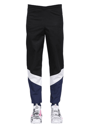 Mustermann Color Block Track Pants