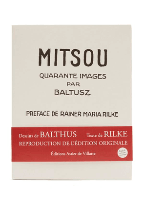Mitsou: Forty Pictures By Balthus